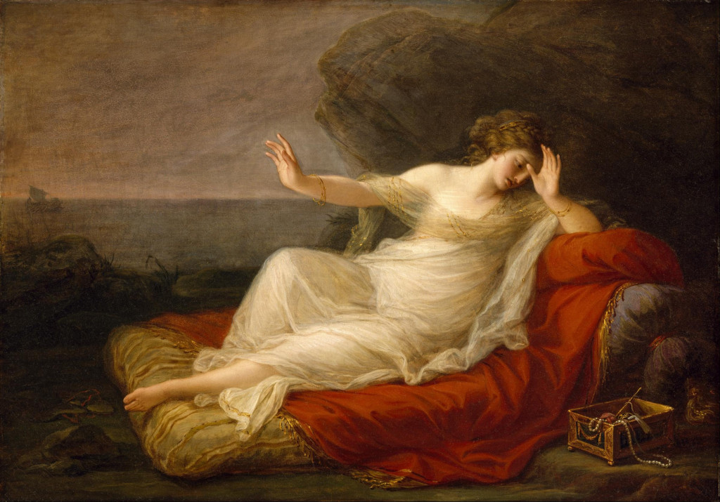 Angelica_Kauffmann_-_Ariadne_Abandoned_by_Theseus_-_Google_Art_Project