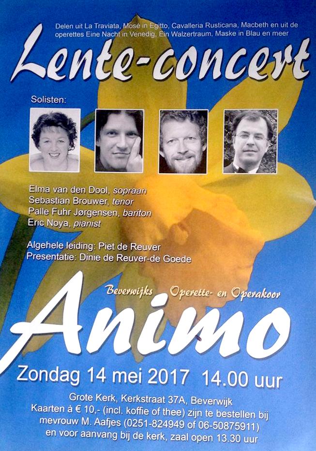 animo poster